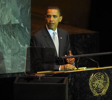 Obama to the UN